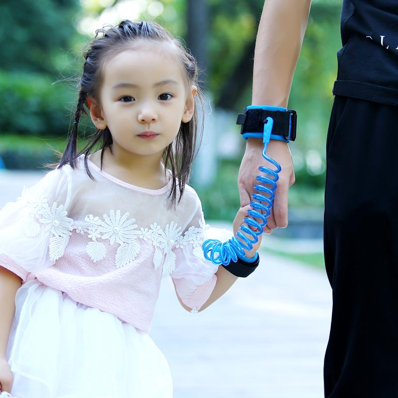 Adjustable Kid Safety Wrist Link/Bracelet