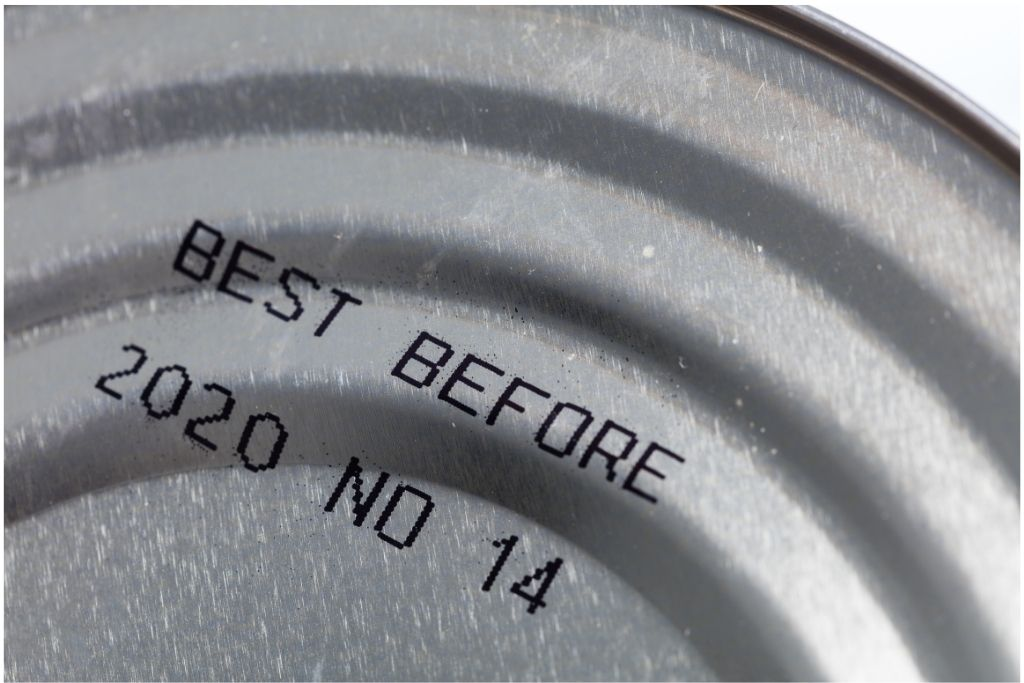 Best before date
