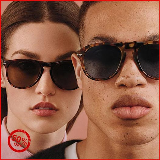 Make a fashion statement with on-trend Persol sunglasses