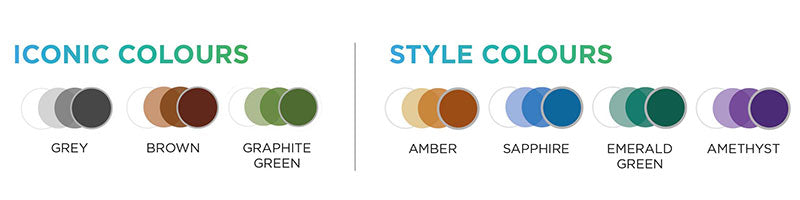 Transitions Style Colours - Pick your color, choose your style