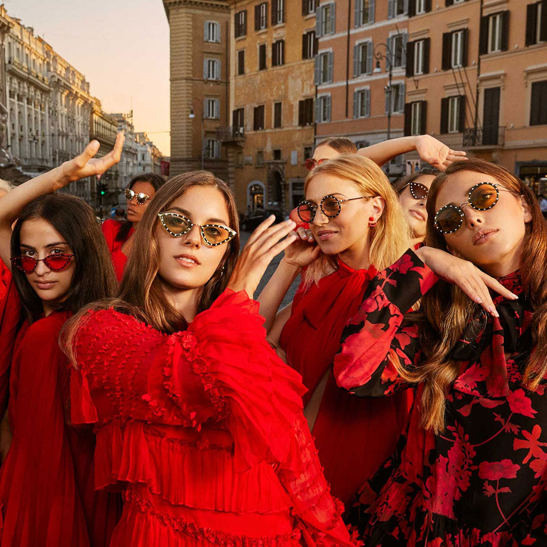 Discover the collection of Valentino Women's Designer Eyewear
