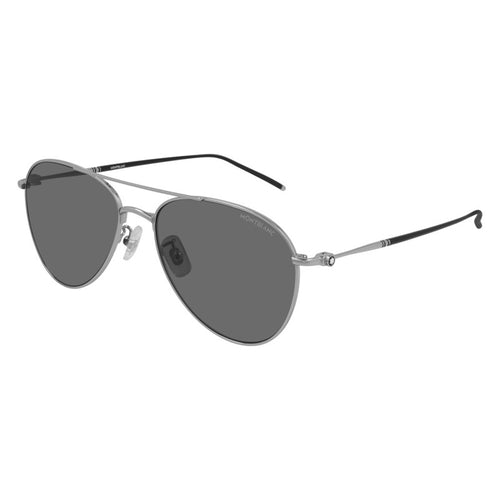 Mont Blanc Sunglasses, Model: MB0128S Colour: 001