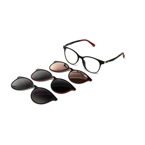 zerorh positivo Eyeglasses, Model: RH408V Colour: 01