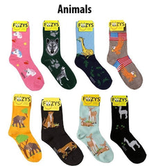 Animals Women's Foozys Socks