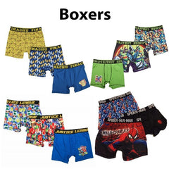 BioWorld Boxer Briefs Underwear
