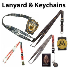 BioWorld Lanyards & Keychains