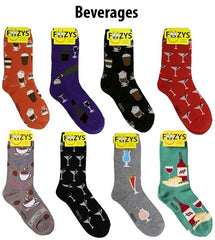 Beverages Women's Foozys Socks