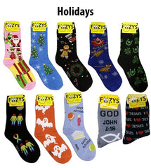 Holidays Women's Foozys Socks