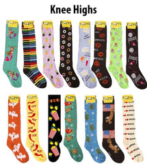 Knee Highs Women's Foozys Socks