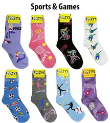Sports & Games Women's Foozys Socks