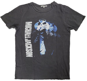 Michael Jackson Sparkling Glove and Hat Grab Mens T-Shirt
