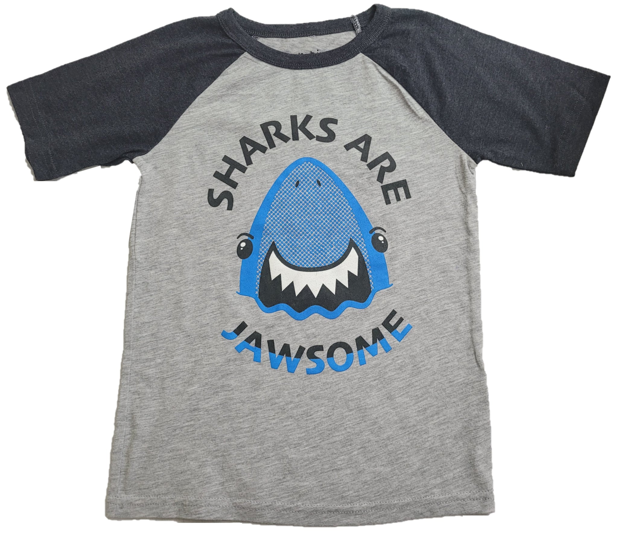 Sharks Are Jawsome Boys T-Shirt