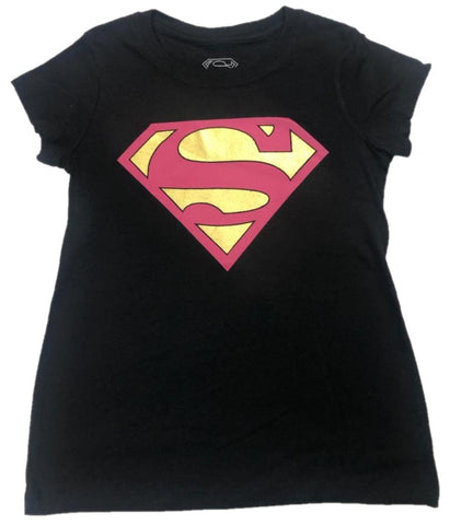 Supergirl Logo DC Comics Girls T-Shirt