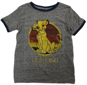 Walt Disney Disney Lion King Simba Circle of Light Boys T-Shirt Tee
