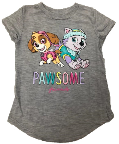 Pawsome Friends Paw Patrol Girls T-Shirt