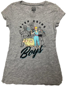 Toy Story 4 Little Bo Peep Step Aside Boys Juniors T-Shirt