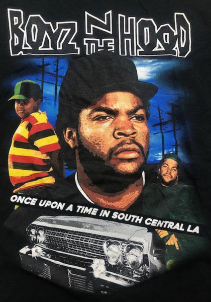 Boyz n the Hood Once Upon a Time in South Central LA Mens T-Shirt