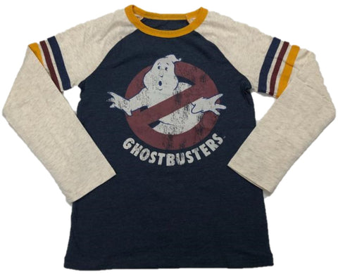 GhostBusters Boys T-Shirt Boys Long Sleeve T-Shirt