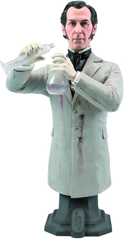 Titan Merchandise Hammer Peter Cushing as Doctor Frankenstein Maxi Action Figure Bust