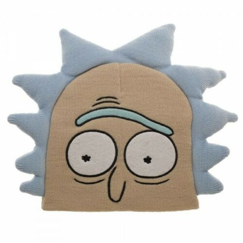 Adult Swim Rick and Morty Professor COSPLAY BEANIE HAT