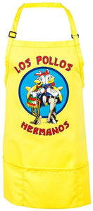 BREAKING BAD LOS POLLOS HERMANOS YELLOW APRON GIFT