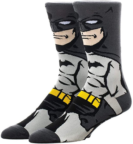 Batman Dark Knight 360° Character Crew Socks
