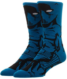 Black Panther 360° Degree Character Crew Socks