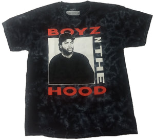 Boyz N The Hood Mens Tie Die T-Shirt