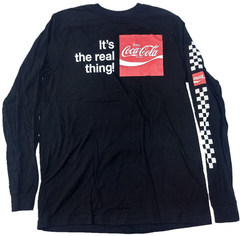 Coca-Cola Enjoy Coke It's The Real Thing Mens T-Shirt