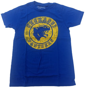 Degrassi High School Panthers Distressed Mens T-Shirt