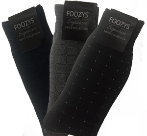 Men's Foozys Dress Socks