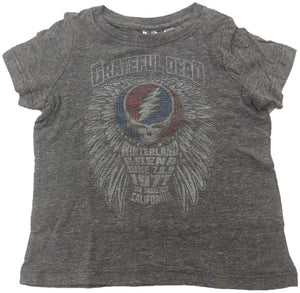 Grateful Dead Winterland Arena 1977 Boys Rock Band T-Shirt