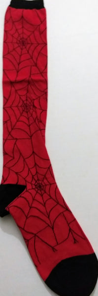 Spiderweb SockSmith Womens Knee-high Socks
