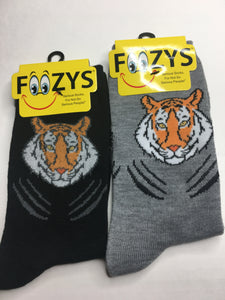 Tiger Claws ~Foozys by Crazy Awesome Socks ~ Choice of 2 Colors