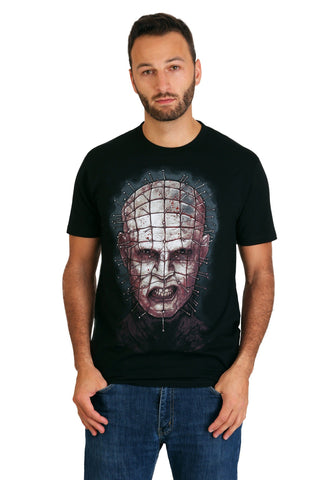 Hellraiser Pinhead Movie Mens T-Shirt