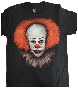 Pennywise IT The Movie Clown Mens T-Shirt Tee
