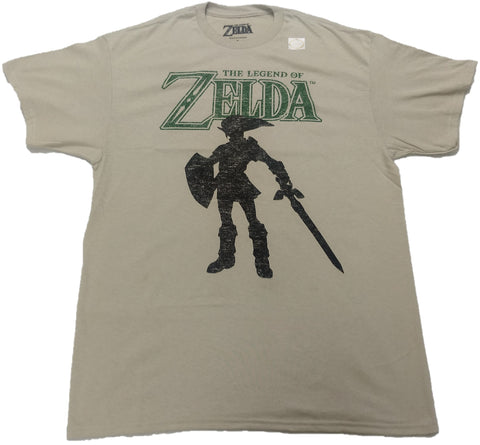 Nintendo The Legend of Zelda Mens T-Shirt