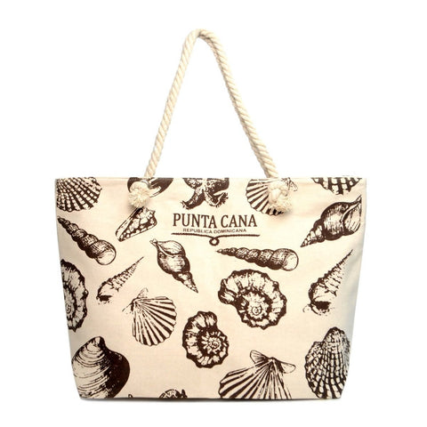 Seashells Beach Ladies Women's Tote Bag