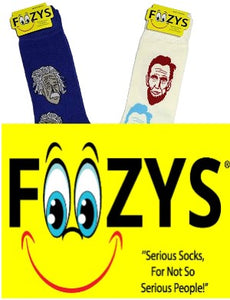 Mens Sock of The Month (Free Pair W/ 12 Month Subscription)