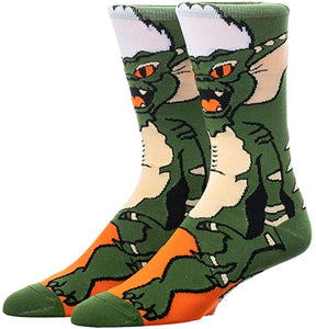Spike Gremlins 360 Degree Character Crew Socks