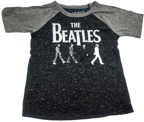 The Beatles Abbey Road Boys Rock Band T-Shirt