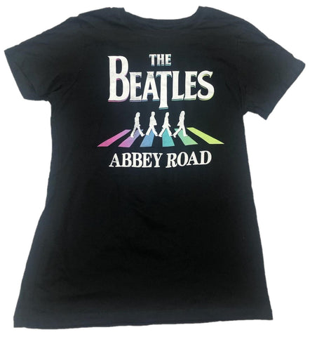 The Beatles Abbey Road Juniors T-Shirt