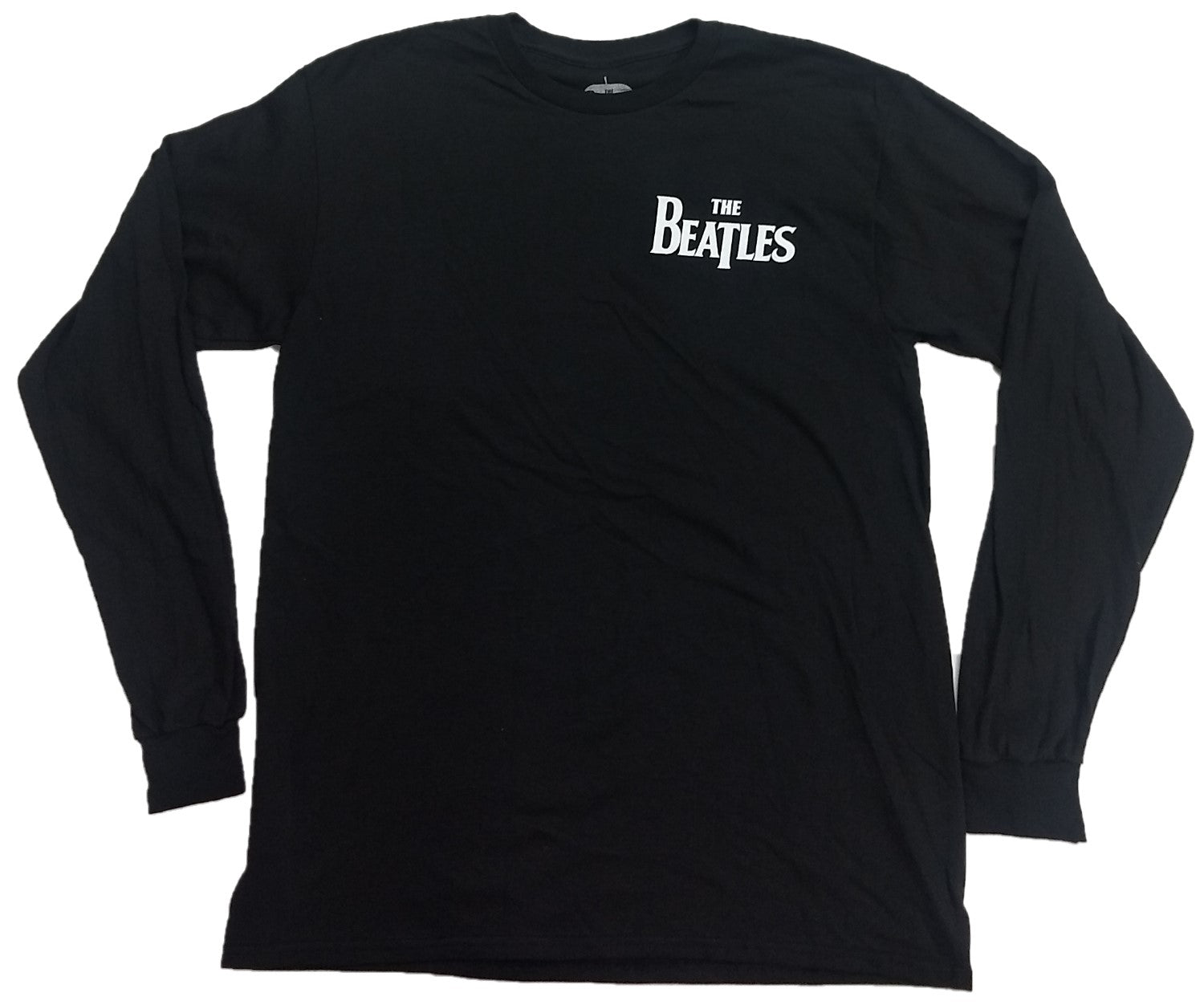 The Beatles Let it Be Long Sleeve Mens T-Shirt