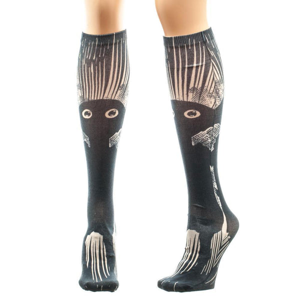 Harry Potter Dobby Womens Knee-High Socks