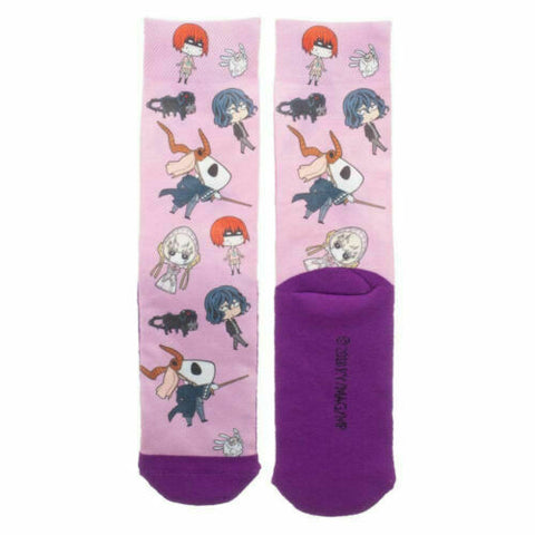 The Ancient Magus Bride Crew Socks