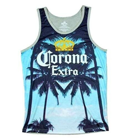 Corona Extra Palm Tree