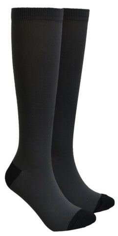 Charcoal Compression Socks