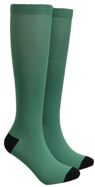 Hunter Green Compression Socks