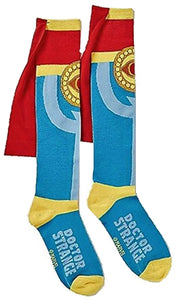 Dr. Doctor Strange Cape Womens Knee High Socks