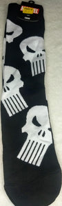 Marvel Punisher Skull Crew Socks